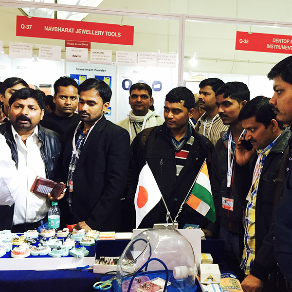EXPODENT INTERNATIONAL INDIA 2016イメージ